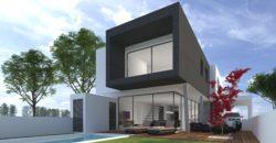 House in half plot