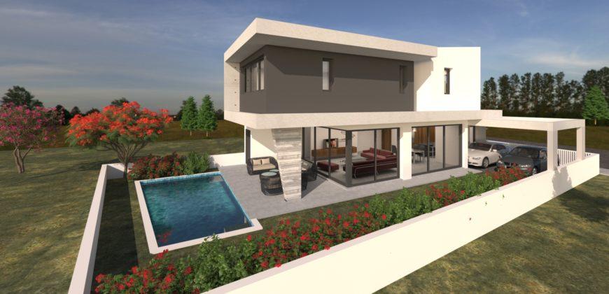 3-bedroom House in Latsia