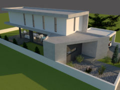 House in Latsia near Nuevo Campo