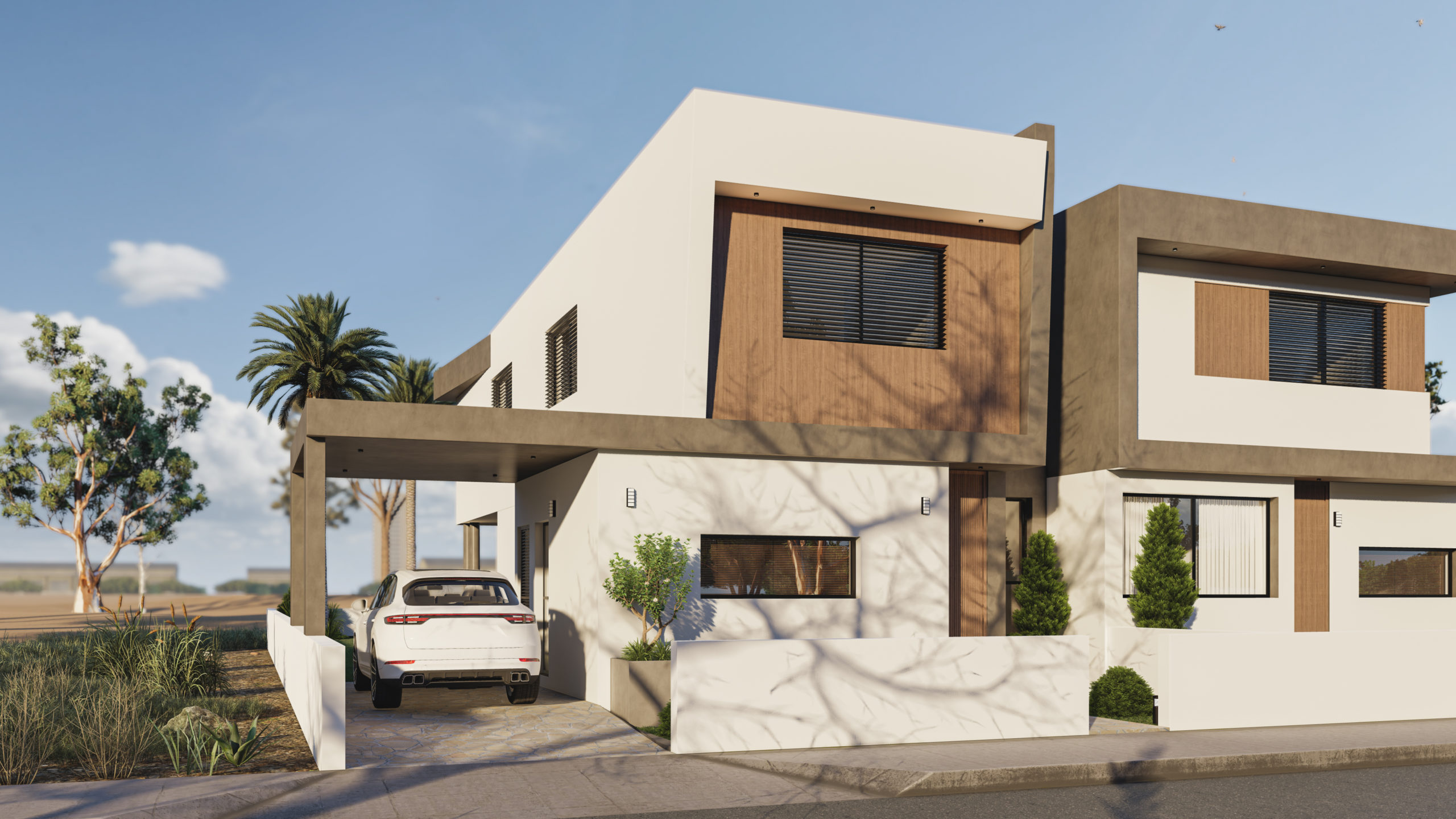 3-Bedroom House for Sale in Strovolos – near GSP Stadium