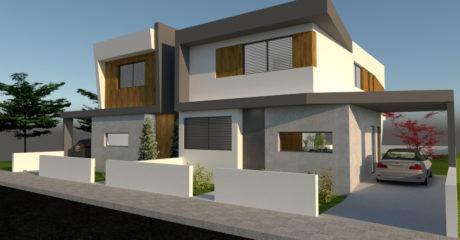 Κατοικία 3 υπνοδωματίων προς πώληση στο Στρόβολο – (κοντά στο στάδιο ΓΣΠ)