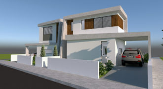 House in Latsia – near Nuevo Campo